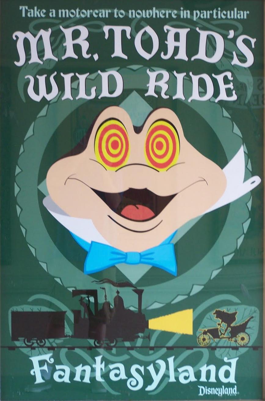mr toad movie